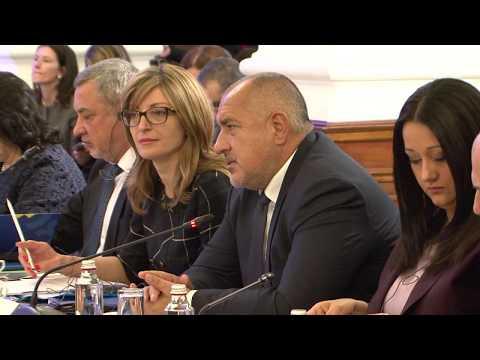 Бойко Борисов: България е една от държавите, в която има най-малко евроскептицизъм. Ние сме една от държавите, които можахме да направим разлика от това да сме във Вършавския договор и Съвета за икономическа взаимопомощ и да сме в ЕС. Това беше един осъзнат избор и не случайно българският народ продължава да вярва в ЕС.