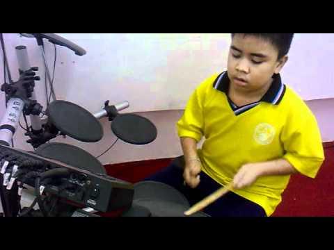 QooA_music ฟีฟ่า กับ กลองชุดไฟฟ้า