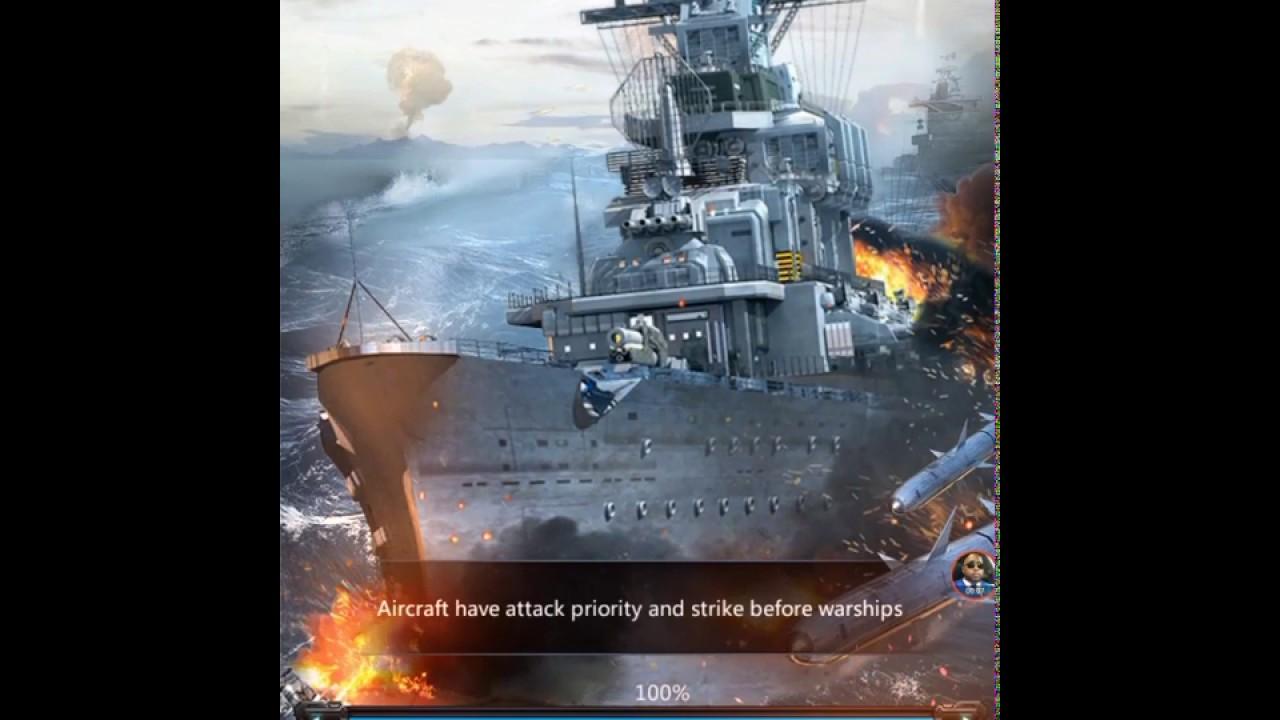 Battle Warship: Naval Empire   let's play - Marmion Dandonneau