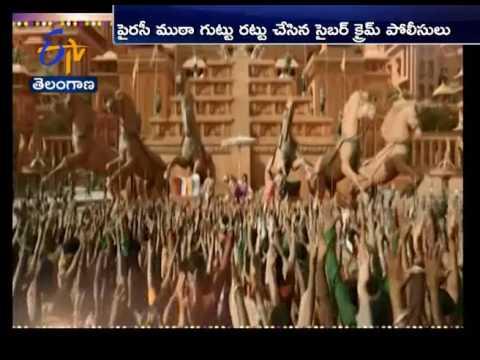 Hyderabad  Police bust film piracy racket in Mumbai & Delhi | A Report