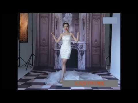 ivory-white-beaded-one-shoulder-short-bridal-wedding-ball-gown-dress-sku-118270