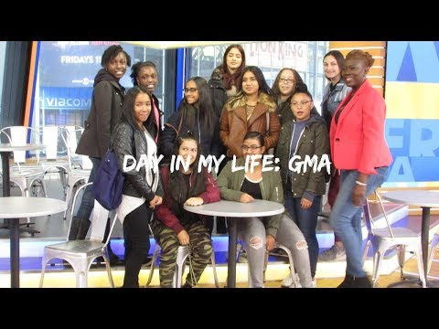 Homeschool Day In My Life at Good Morning America