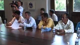 Instala Gabino Cué Comisión Ejecutivapara la atención del conflicto Chimalapas-Cintalapa