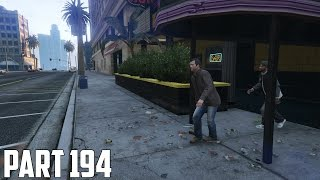 Grand Theft Auto V - 100% Walkthrough Part 194 [PS4] – Friend Activities and 100% Completion