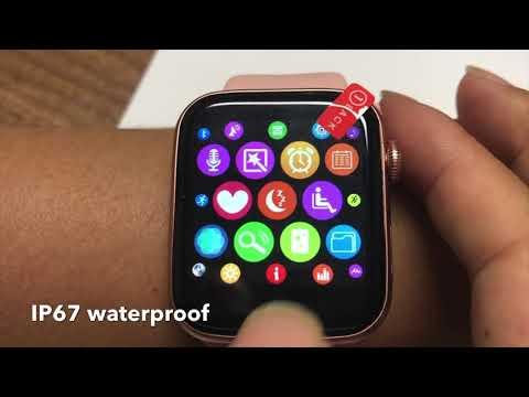 W55 Smart Watch 1:1 Apple Watch 5 IP67 Waterproof