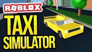 ROBLOX TAXI SIMULATOR