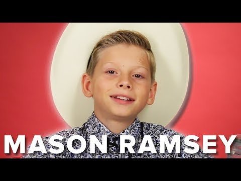 Mason Ramsey Answers Fan Questions And Yodels!