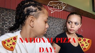 🍕🍕IT'S National PIZZA Day! 🍕🍕