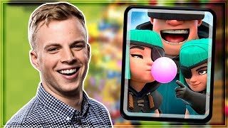 Clash Royale - RASCALS INCOMING! New Card Details