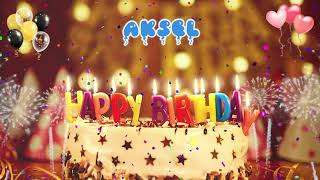 Aksel Birthday Song – Happy Birthday to You