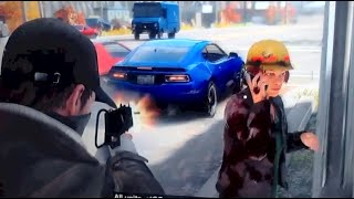 The Case of the Undead Woman — Watch Dogs glitch | Video game glitches