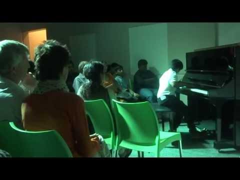 Jacob Samuel (Sam)  performance in Academy of western music, Chennai, India.