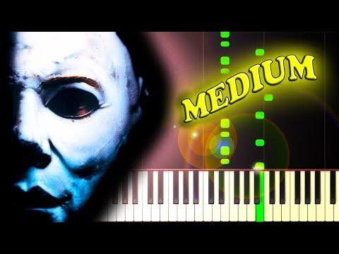 HALLOWEEN THEME - Piano Tutorial