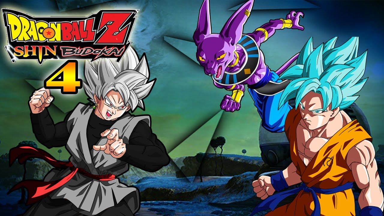 Tai Game Psp Dragon Ball Z Shin Budokai 4 | Gameswalls org