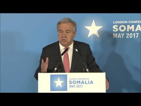 Future for Somalia: Press Conference (English)