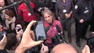 Alain ROBERT CLIMBING ARIANE TOWER 2014