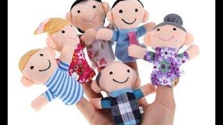 Мягкие игрушки на палец с Китая обзор игрушка с Китая