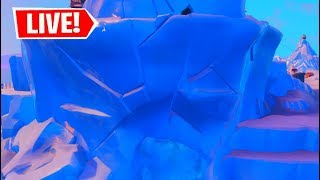 * NEU * Polar Peak Just CRACKED!! (FORTNITE BATTLE ROYALE)