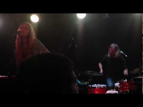 """First Aid Kit - """"To A Poet"""" live at the Firebird"""