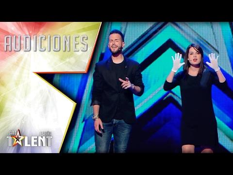 ¡Escuchar música más allá de los oídos! | Audiciones 4 | Got Talent España 2017