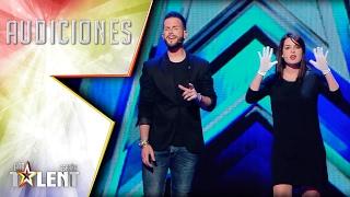 Baixar ¡Escuchar música más allá de los oídos! | Audiciones 4 | Got Talent España 2017