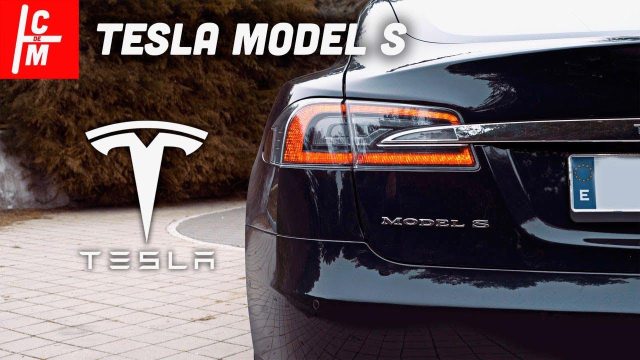 TESLA Model S: Intuitivo, bonito y práctico | Cambio de Marcha