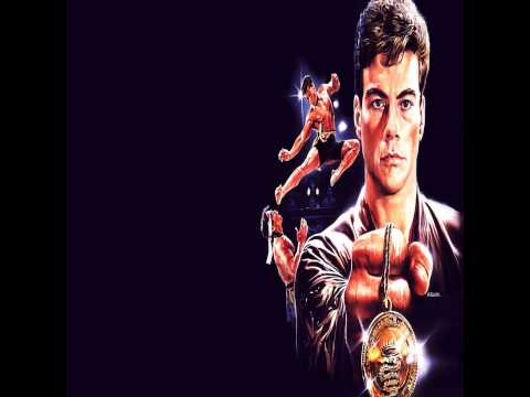 Bloodsport  Fight To Survive  Stan Bush Extended Studio Versi, VERY RARE