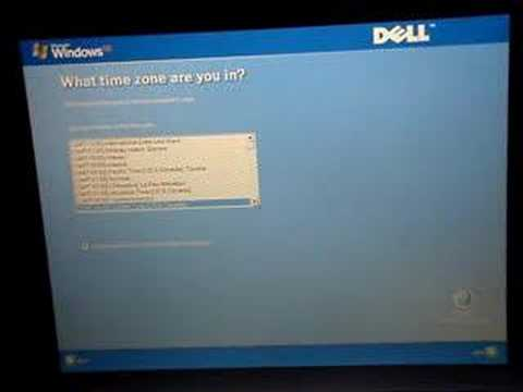 how to restore my dell vostro 1510 laptop to factory settings