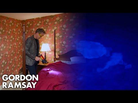 Ramsay Refuses to Swim in Disgusting Hotel Pool   Hotel Hell