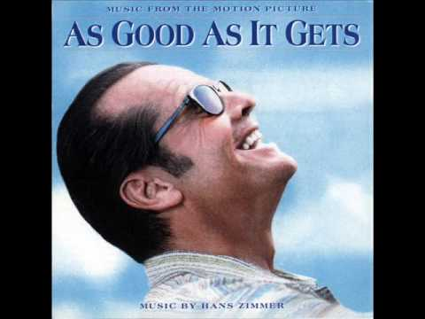 Always look on the bright side of life - As good as it gets OST