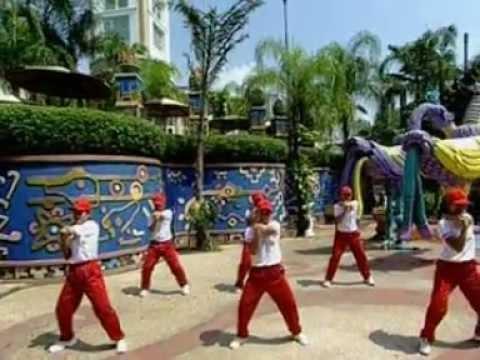 Senam Bugar Indonesia