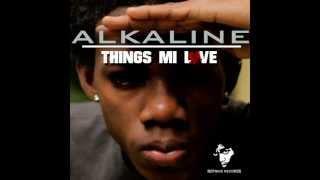 ALKALINE-THINGS MI LOVE (RAW) MAY 2013
