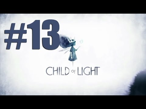 Let's Play PC - Child of Light #13 HD FR