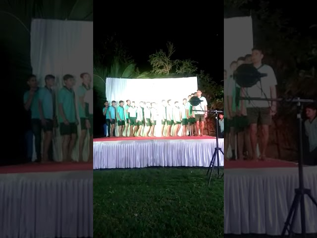 Speech of Aapjee Army Academy Vadodara Gujarat