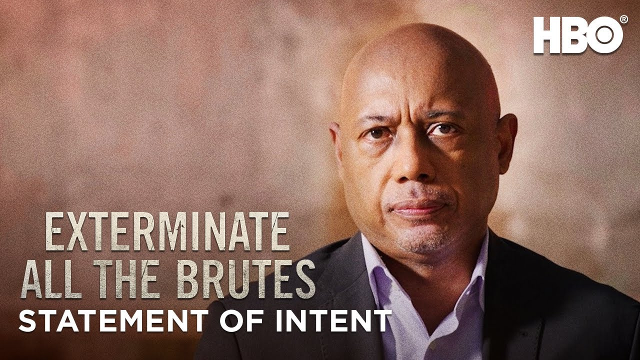 Exterminate All the Brutes | Raoul Peck's Statement of Intent | HBO