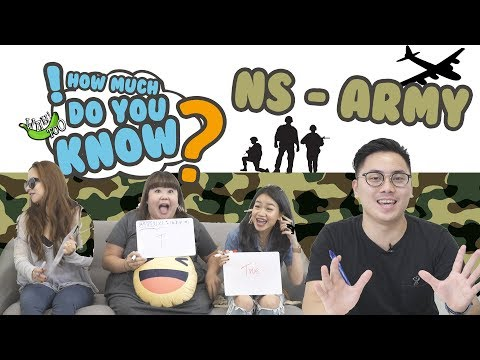 How Much Do You Know - NS