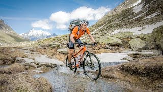 TransAlp by MTB from Lake Leman to the Mediterranean Sea