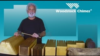 Garry Says - Unusual Instruments, Part 3 - Log Drums