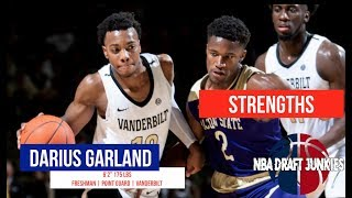 2019 NBA Draft Junkies Profile | Darius Garland - Offensive Strengths