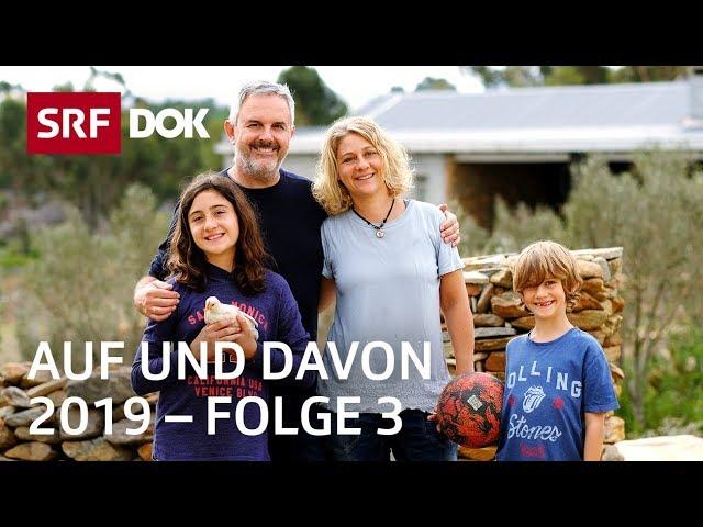 Schweizer Auswanderer   Schweden, Mexiko, Südafrika   Auf und davon 2019 (3/6)   Doku   SRF DOK