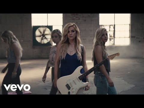 Lindsay Ell - I Don't Trust Myself (With Loving You) [Official Video]