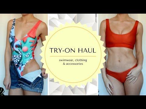 Bikini TryOn Haul  Zaful Third Anniversary