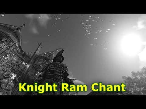 For Honor Knight Ram Chant Translation