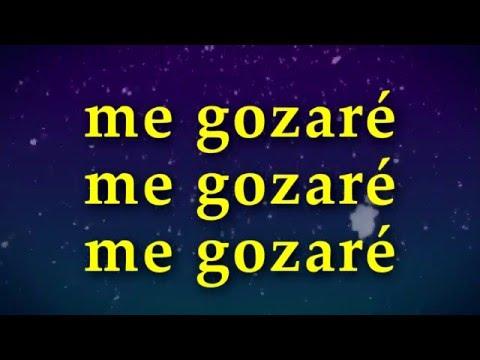 Me Gozaré Me Alegrare En Jehová(HD)