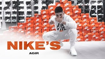 AGIR ► NIKES ◄ (Official Video)