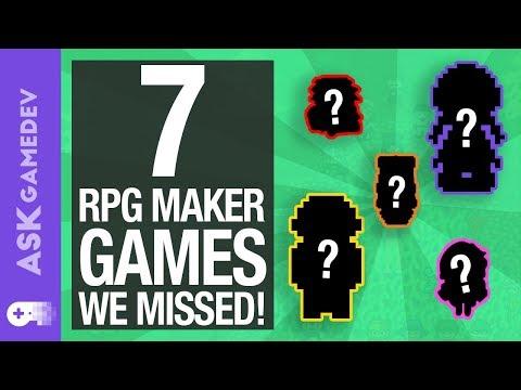 7 More of the Top RPG Maker Games - Community Picks [2019