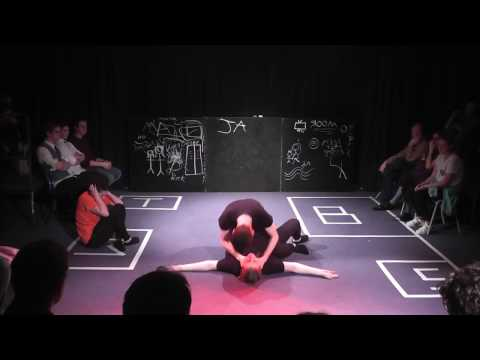 Room ( Devised A Level, Physical Theatre- Frantic, DV8, Gecko)