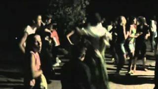 село Бузовка, зажигательный танец