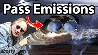 How to Get Your Car to Pass the Emissions Test for Free