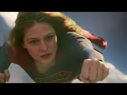 SuperGirl First Look Video Preview!